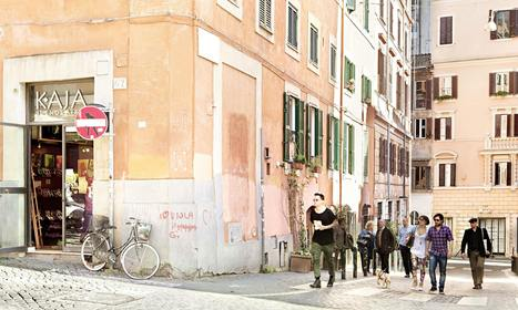 Rome city guide: a day in Monti | The Magazine | Scoop.it