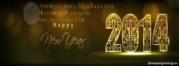 Happy New Year Wallpaper 2014- HD Images of 1st January 2014 | Happy New Year Greeting Card 2014 | Scoop.it
