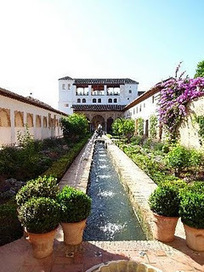 La Alhambra   La Andalucía Libre   Scoop.it