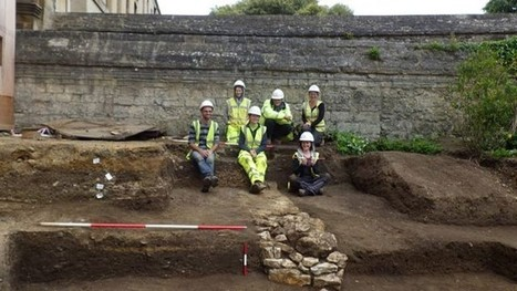 Under the Provost's Garden at The Queen's College, Oxford | Archaeology News | Scoop.it
