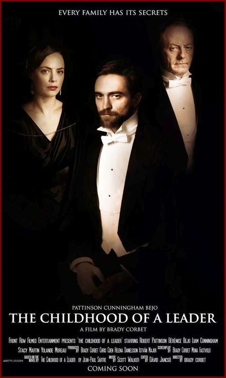 Brady Corbet talks about ambitious 'The Childhood of a Leader' | Robert Pattinson Daily News, Photo, Video & Fan Art | Scoop.it