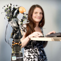 Robotic hand is powerful yet delicate - R & D Magazine | The Robot Times | Scoop.it