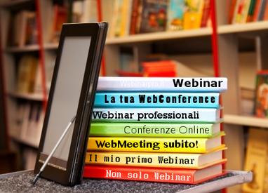 Cosa leggere prima di fare un Webinar: 6 titoli già testati per te! | WebinarPro | Webinar, WebConference, WebMeeting, WebTraining, Telesummit, Riunioni online, TeleSeminar and... | Scoop.it