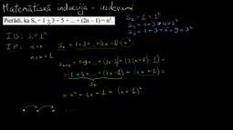 Matemātiskā indukcija - uzdevumi | Matemātika 5.klase | Scoop.it