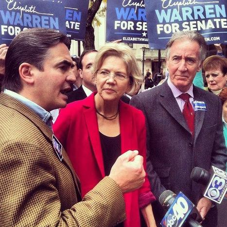 photo: 3 tireless advocates for the City of Springfield Mayor Sarno, @NealForCongress & @elizabethforma | Massachusetts Senate Race 2012 | Scoop.it