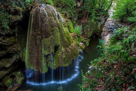 Twitter / SuzanneLepage1: Bigar waterfall Romania! ... | Waterfalls | Scoop.it