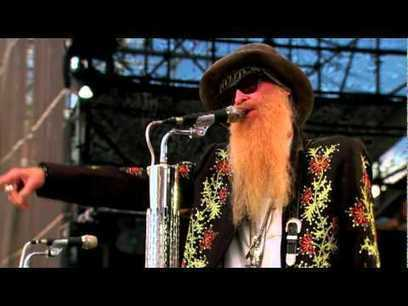 """ZZ Top Live at Crossroads Eric Clapton Guitar Fest 