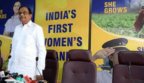 L'Inde inaugure sa première banque publique pour les femmes - LExpress.fr | SandyPims | Scoop.it