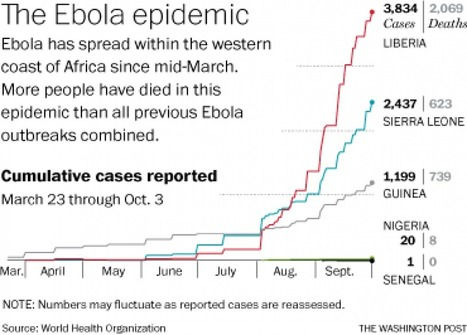 How Ebola sped out of control | IB GEOGRAPHY The geography of Food and Health PEMBROKE | Scoop.it