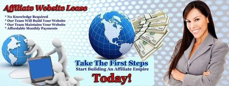 Lease Your Own Website | Start an Affiliate Empire | Benjaminnigel's Bookmarks | Scoop.it