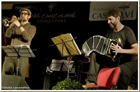 NEW TANGO SOUND (Casino de Vilafranca, 27-10-2012) | JAZZ I FOTOGRAFIA | Scoop.it