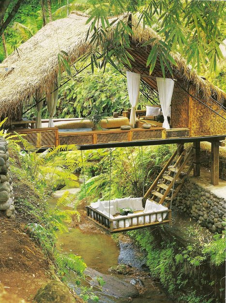 Amazing High-Tech Treehouses | real estate | Scoop.it