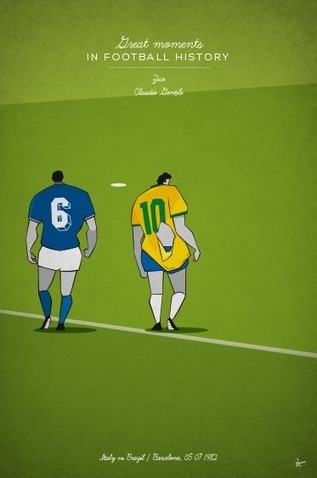 """Great Moments in Football History"" by Oz - A Football Report 