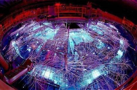 Il 'cuore' del Sole ricreato in laboratorio - ANSA.it | Fisica - Physics | Scoop.it