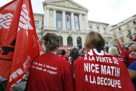 Aurélie Filippetti à la rescousse de Nice-Matin | Les médias face à leur destin | Scoop.it