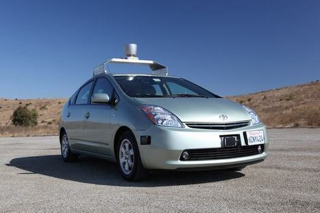 Nevada issues Google first license for self-drivingcar   Urban Life   Scoop.it