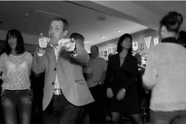 VIDEO: Truro City supporters dance the night away at relaunch of The Penalty Spot   Football Cornwall   Scoop.it