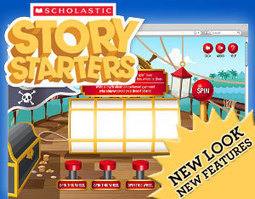 Story Starters for K-6 | Creating and Publishing eBooks | Scoop.it