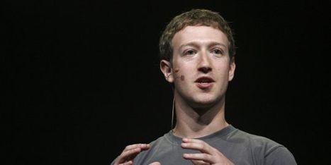 Quatre départs à la direction de Facebook   Réseaux Sociaux : Twitter, Facebook, Google+, Pinterest   Scoop.it