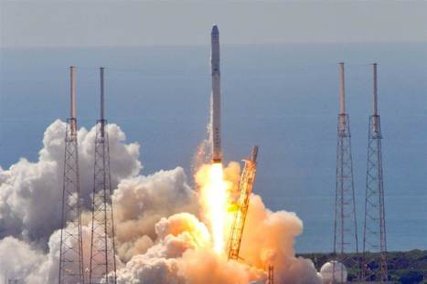 Repaired SpaceX Rocket to Fly by Early December, Company Says | Global Space Watch | Scoop.it