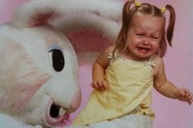 17 Incredibly Creepy Easter Bunnies | Strange days indeed... | Scoop.it