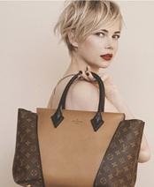 Michelle Williams, nouvelle égérie Louis Vuitton - Abc-luxe | egeries de marques de luxe | Scoop.it