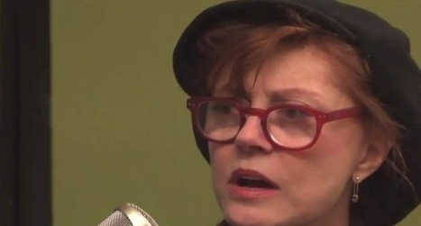 Susan #Sarandon joins Standing Rock #Sioux protest against North #Dakota pipeline #yes | Messenger for mother Earth | Scoop.it