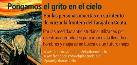 Por las personas muertas en Ceuta   Pon el Grito en el Cielo   Scoop.it