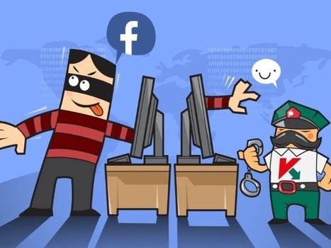 Facebook Adds Kaspersky Malware Scan | MarketingHits | Scoop.it