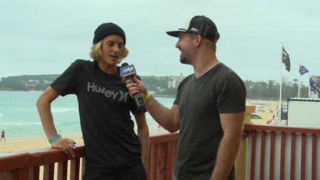 Australian Open of Surfing 2014: - Crave Online | Just riding & Having fun ! | Scoop.it