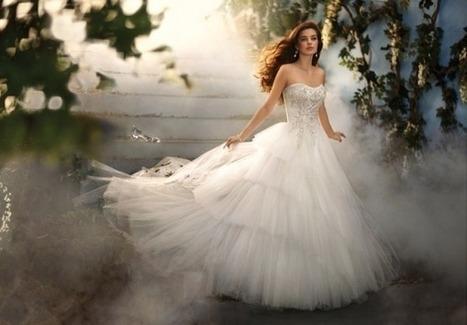 Disney Inspired Wedding dresses   fashion   Scoop.it