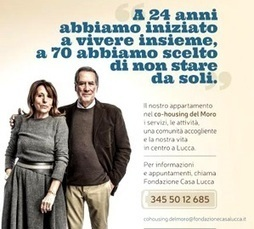 CO-HOUSING DEL MORO: SPAZI E SERVIZI PER GLI ANZIANI | COHOUSING ITALIA | Scoop.it