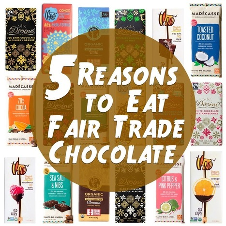 5 Reasons to Eat Fair Trade Chocolate | Fairly Traded News | Scoop.it