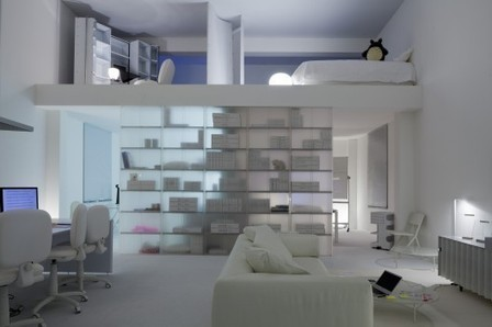Milan Design Week 2013: Office for Living / Jean Nouvel | Interior Design from St. Catherine University | Scoop.it