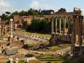 Ancient Rome - Ancient History - HISTORY.com | The collapse of ancient rome | Scoop.it
