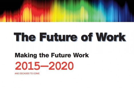 Future of Work Research Report Calls For More Wirearchy - Wirearchy | CURATION, SOCIAL MEDIA and SEO | Scoop.it