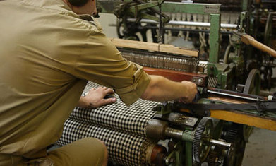 The exciting rebirth of British menswear manufacturing | British Manufacturing | Scoop.it