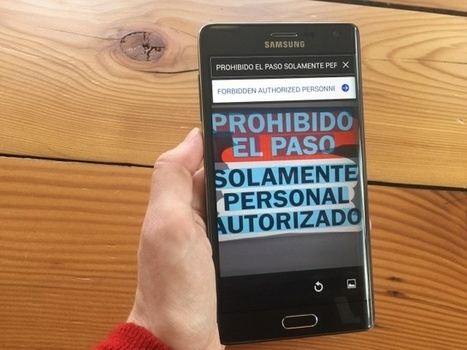 Google Translate is gaining instantaneous translation support for 20 more languages | Machine Translation | Scoop.it