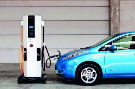 Actu energie / Electricité : Le marché de la borne de recharge en pleine expansion | Véhicules électriques, bornes de recharge | Scoop.it