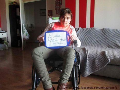 Handicap : «Pas envie de faire la superwoman pour pisser au resto» | Stratégies de communication | Scoop.it