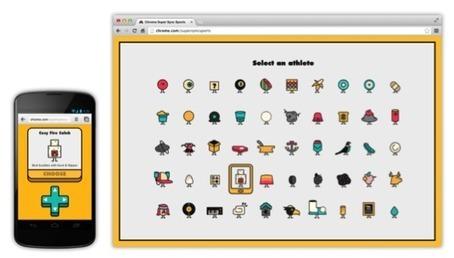 Google presenta un juego en el que podemos usar el móvil como mando a distancia | UDES & Educación | Scoop.it