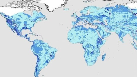 New study maps Earth's hidden groundwater for the first time | Global Food Code and Codex Alimentarius | Scoop.it