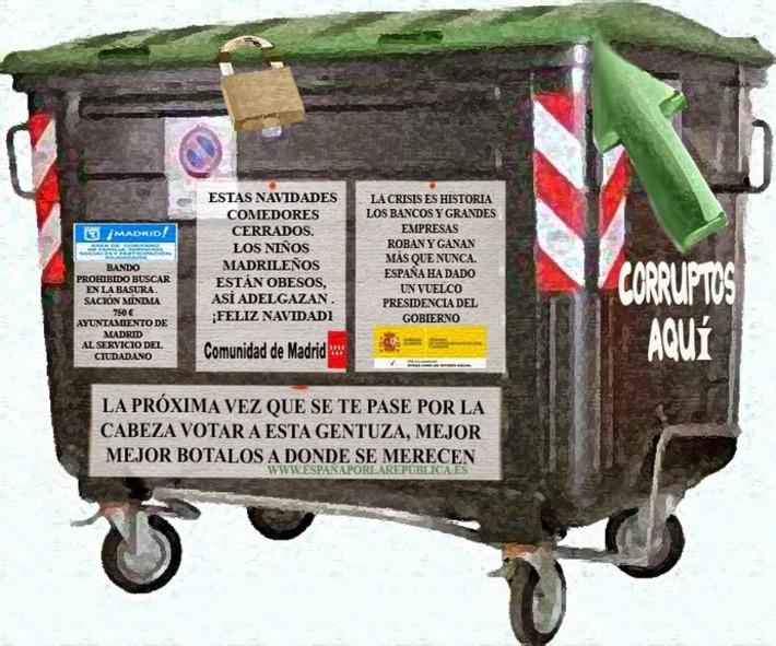 Carta de Felicitación de Navidad a don Mariano Rajoy Brey. Escrita en la cola del paro   Eco Republicano   Partido Popular, una visión crítica   Scoop.it
