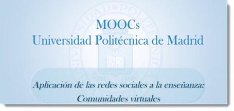 Curso online y gratuito sobre las redes sociales en la enseñanza | + TIC y + educación para todos | Scoop.it