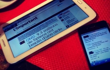 L'Important : le media 100 % Twitter !   Digital Martketing 101   Scoop.it