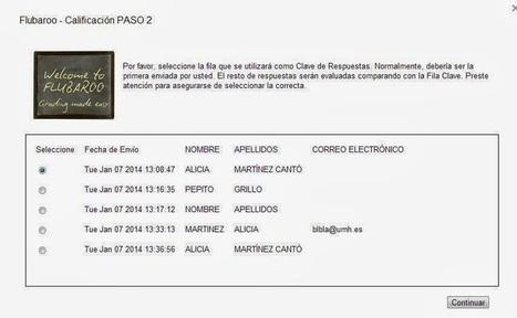 PLE: E.F. Y EL MEDIO NATURAL: FLUBAROO   educacion, tecnología y catequesis   Scoop.it