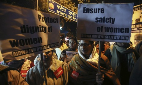 Indian politician says women can invite rape with clothes and behaviour | Women's Rights | Scoop.it