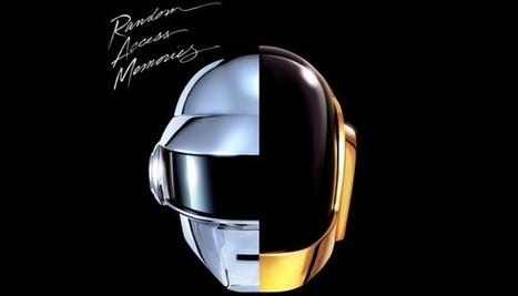 "Daft Punk : le très efficace ""Get Lucky"" n'excuse pas une promo presque insultante | Daft Punk France Columbia | Scoop.it"