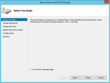 Windows Server 2012 R2 et Stockage – montage d'une plateforme de tests – partie 2 – Shared VHDX | #Security #InfoSec #CyberSecurity #Sécurité #CyberSécurité #CyberDefence & #DevOps #DevSecOps | Scoop.it