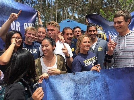 KPBS Radio: UC San Diego Division I Shift Could Lift Alumni Fundraising | USF in the News | Scoop.it